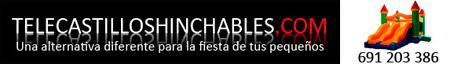 Alquiler de castillos hinchables Madrid